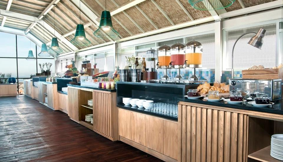 Aston Canggu Beach Resort Bali - Breakfast Buffet