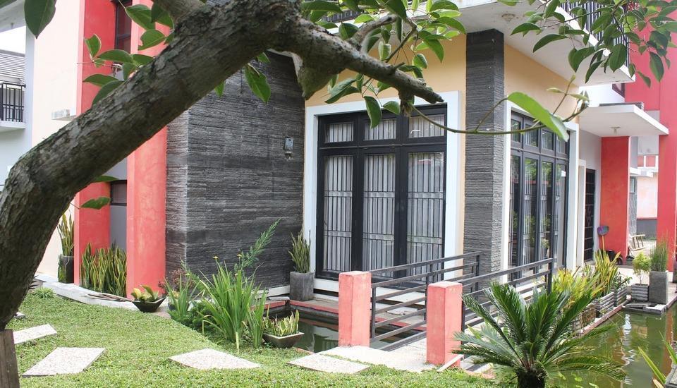 Villa Sinar Pusaka Merah Garut - Eksterior