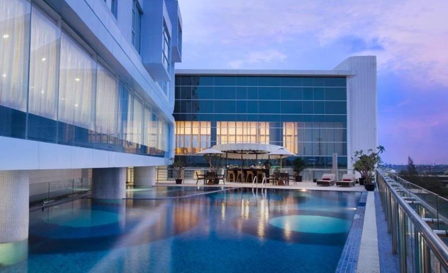 Hariston Hotel Jakarta - Kolam Renang