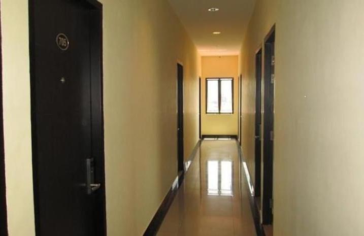 My Home Hotel Pontianak - Koridor