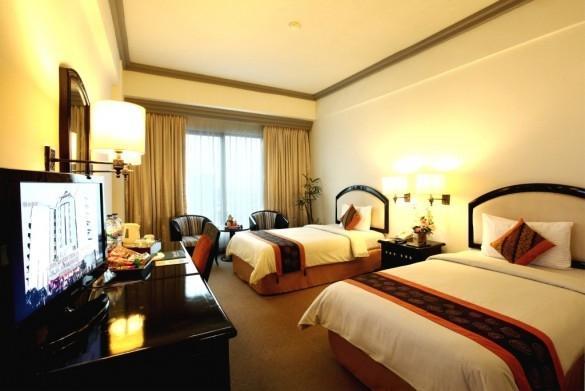 Travellers Hotel Jakarta - Deluxe Twin