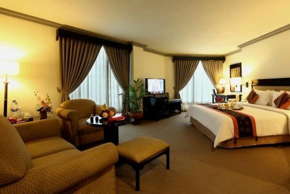 Travellers Hotel Jakarta - Executive Room