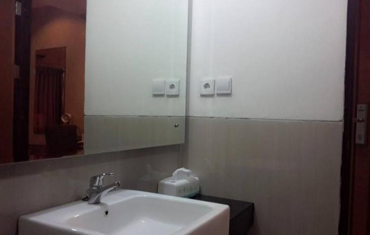 Hotel Radja Samarinda - Toilet