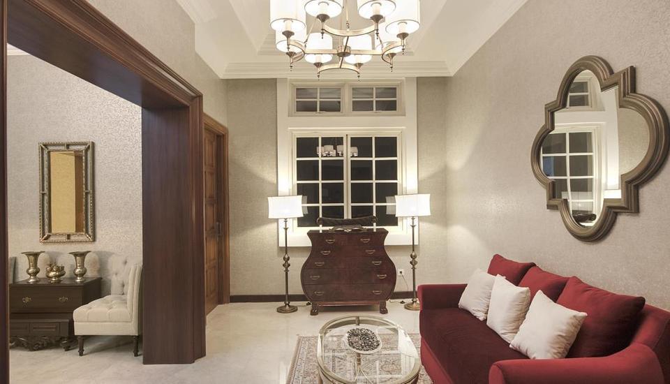 Hotel Ammi Cepu Blora - Ruang tamu
