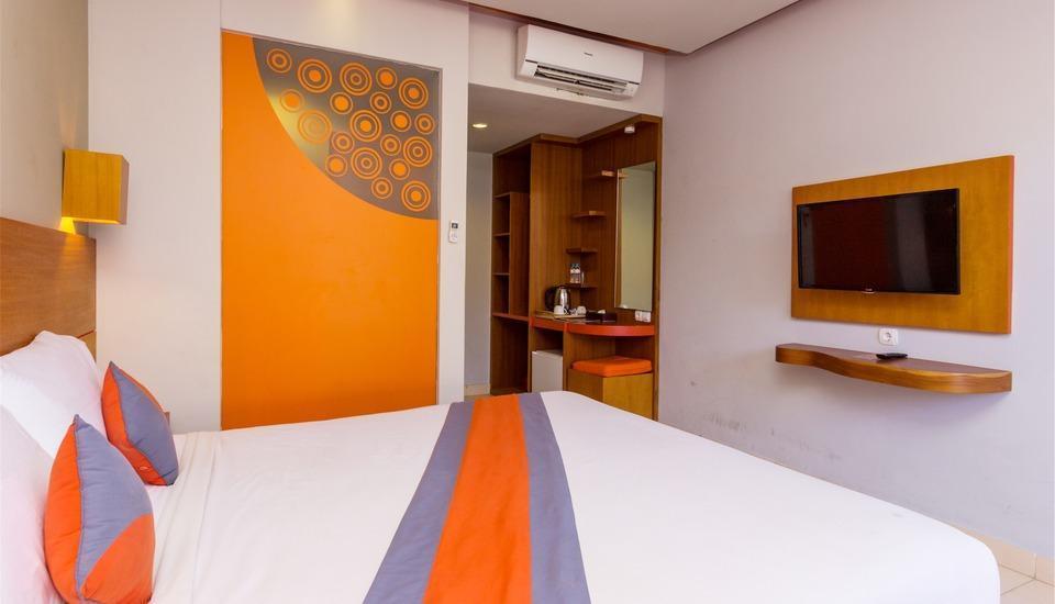 RedDoorz @Padma Utara 3 Bali - Kamar tamu