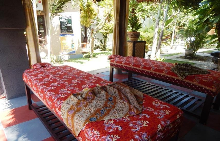 Giri Sari Guest House Bali - spa