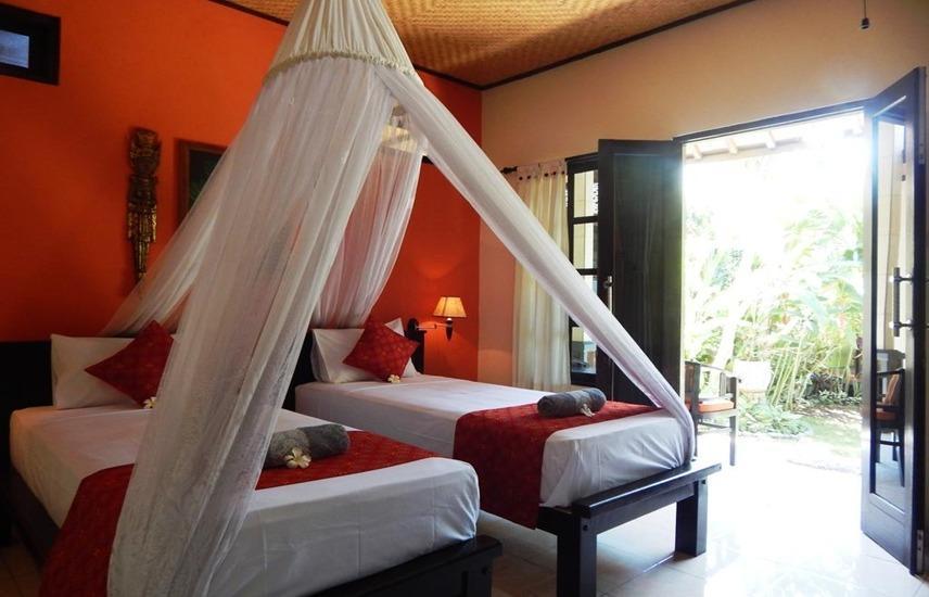 Giri Sari Guest House Bali - Kamar