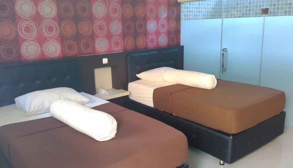 Hotel Kencana Purwodadi Grobogan - Executive Twin