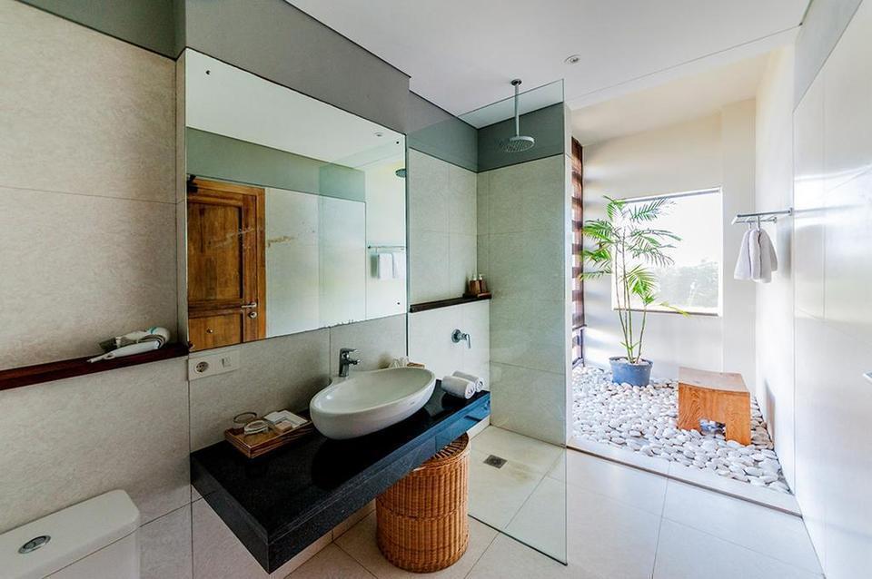Bali Mengening Villa Bali - Bathroom