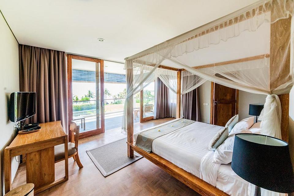Bali Mengening Villa Bali - Guest room