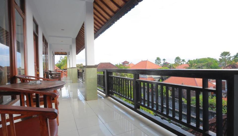 Warsa Garden Bungalows Bali - Teras