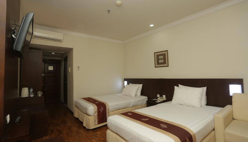 Weta International Hotel Surabaya - Kamar Deluxe