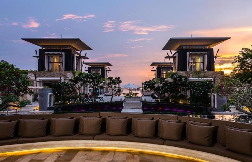The Sakala Resort Bali - All Suites Bali - Eksterior