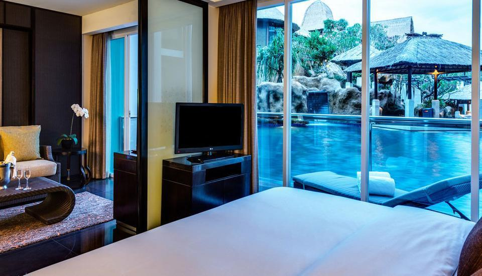 The Sakala Resort Bali - All Suites Bali - Deluxe Pool Access Suite BAR-35%