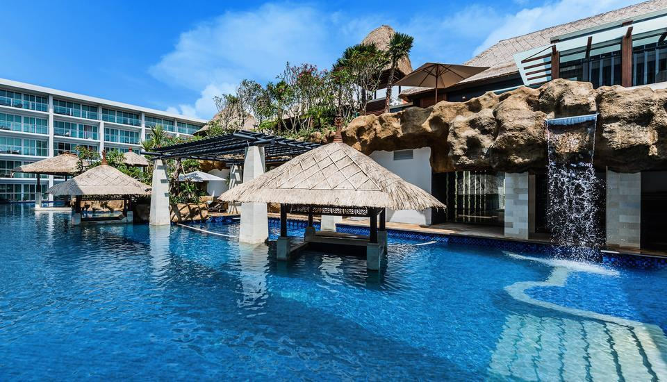 The Sakala Resort Bali - All Suites Bali - Kolam Lagoon & Kolam anak