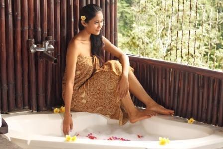 Puri Bunga Bali - Spa