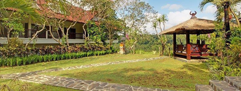 Puri Bunga Bali - Gazebo