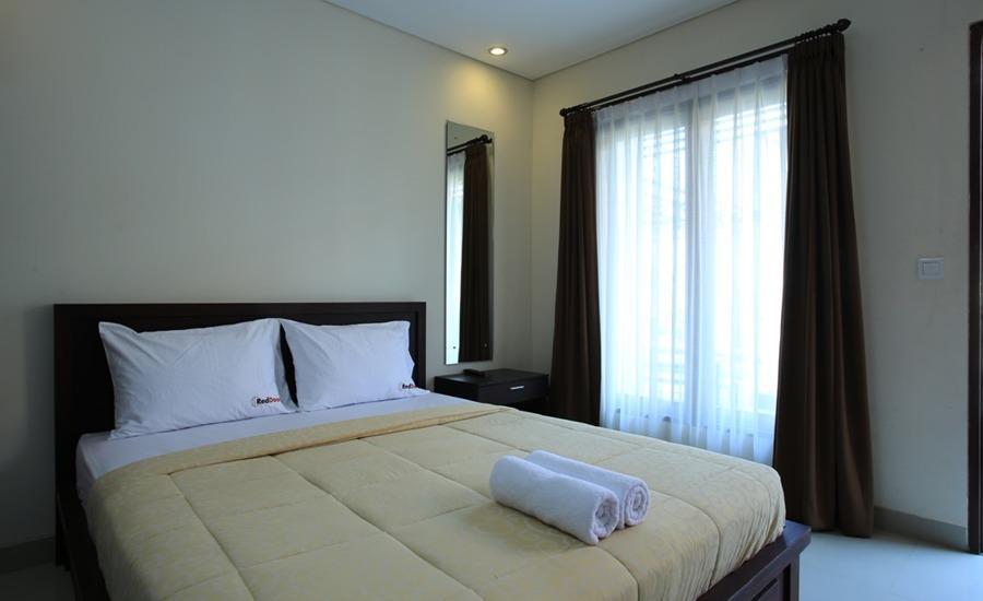 RedDoorz @Pura Demak Marlboro Bali - Bedroom