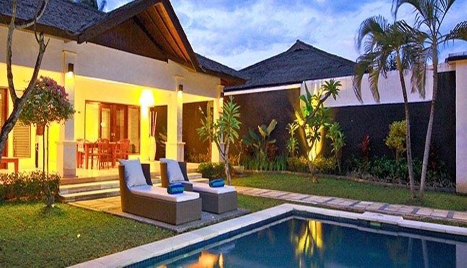 Villa Seminyak Estate & Spa Bali - Deluxe Pool Villa Regular Plan