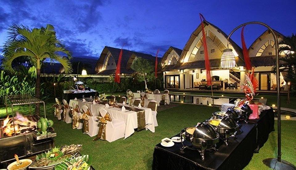 Villa Seminyak Estate & Spa Bali - Royal Villa