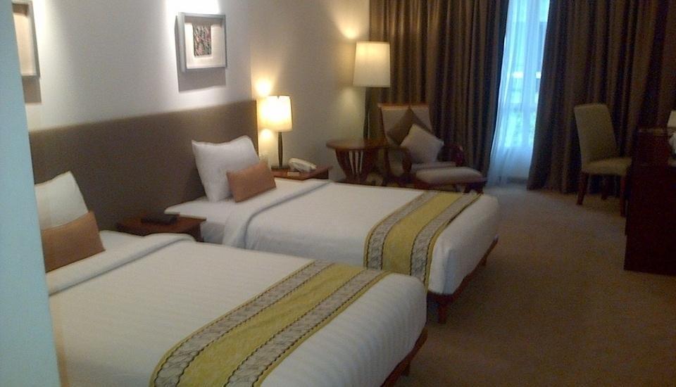 Jambuluwuk Malioboro Hotel Yogyakarta - Deluxe Twin Room