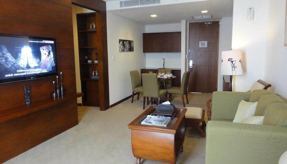 Jambuluwuk Malioboro Hotel Yogyakarta - Jambuluwuk Suite Room