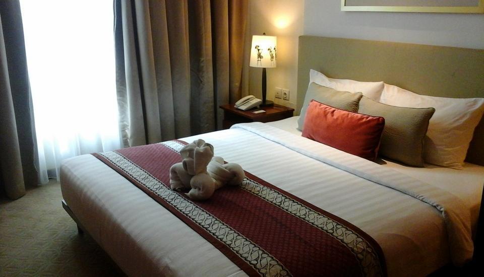 Jambuluwuk Malioboro Hotel Yogyakarta - Gajah Mada Suite Room