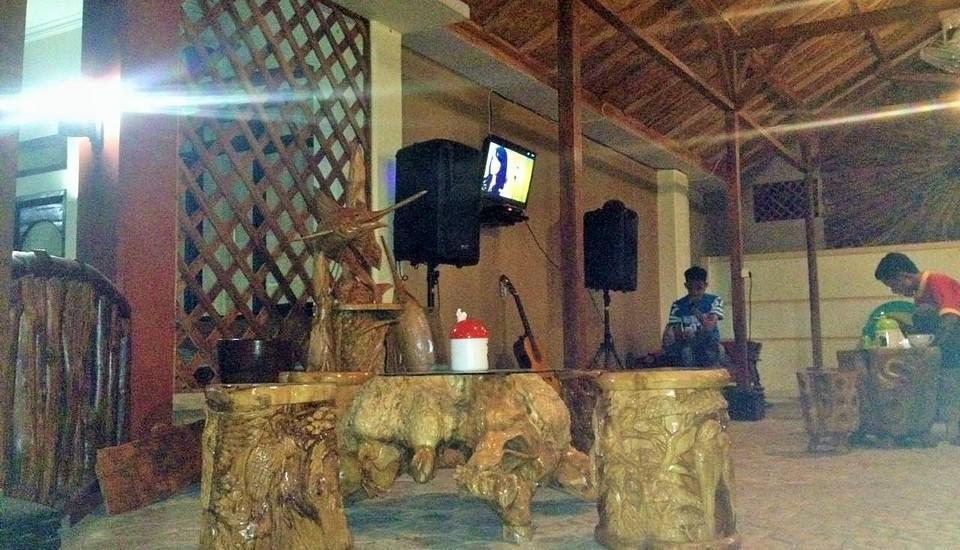 Wisma Ahlen Pangandaran Pangandaran - Ahlen resto Café malam