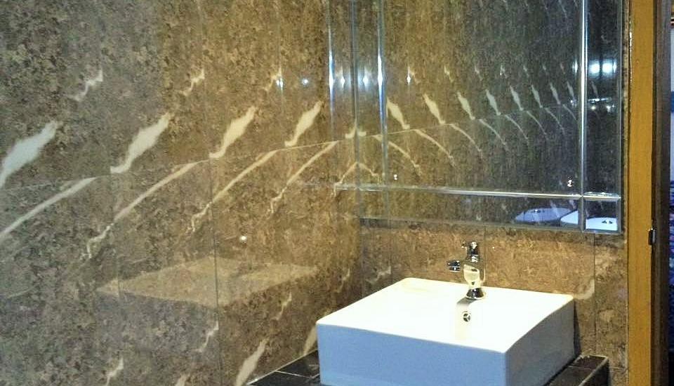 Wisma Ahlen Pangandaran Pangandaran - Kamar mandi bungalow