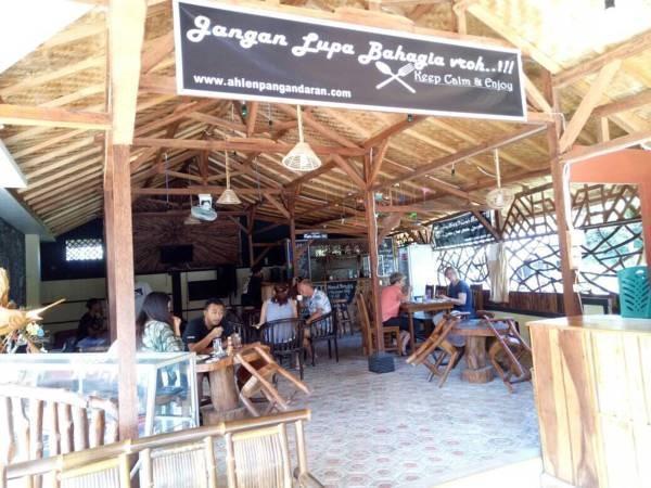 Ahlen Pangandaran - Ahlen Resto Cafe
