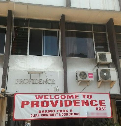 Providence Homestay Surabaya - Tampak Depan