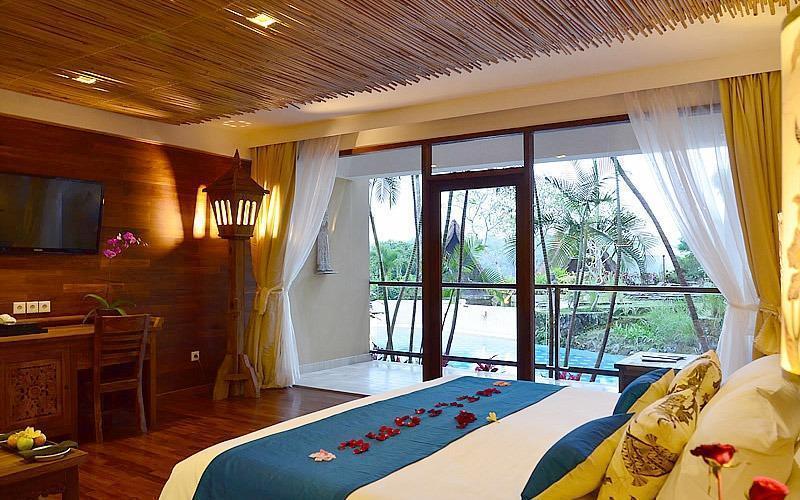 The Jungle Retreat Bali - Kamar tamu