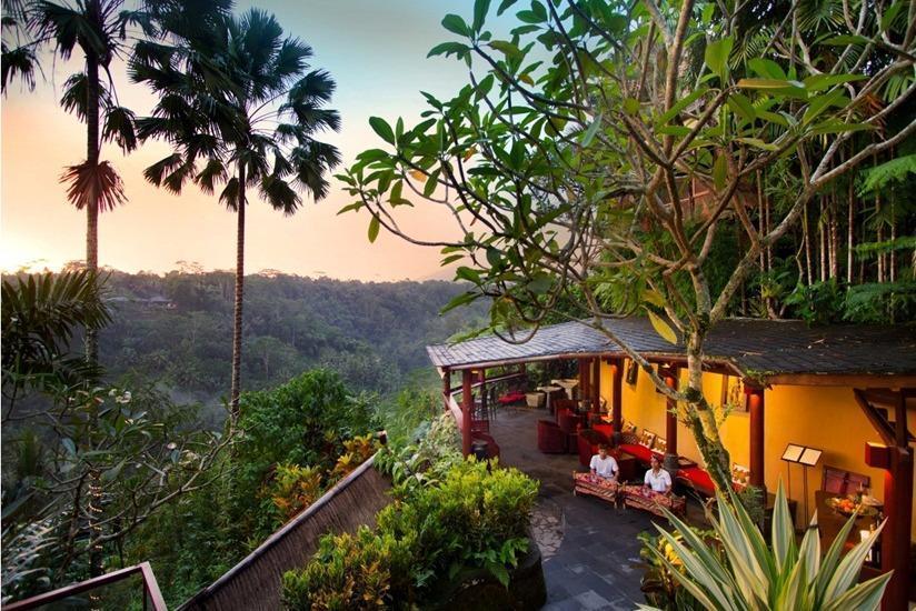The Jungle Retreat Bali - La View Bar