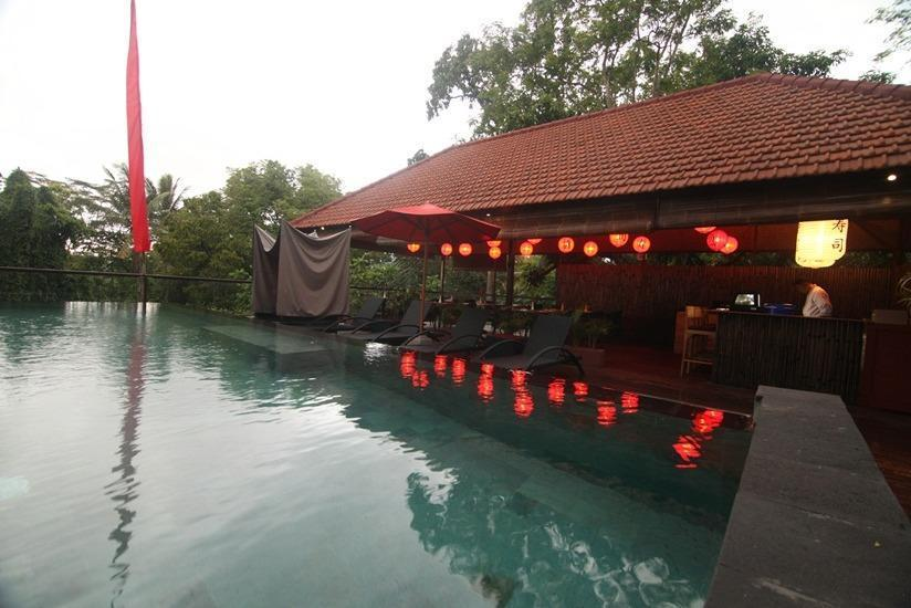 The Jungle Retreat Bali - Oishi Tie Restaurant