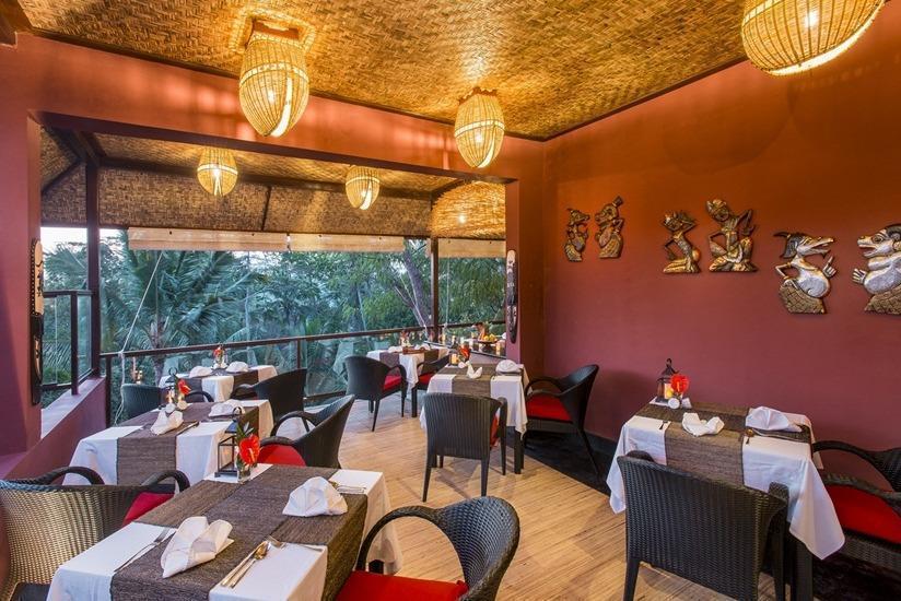 The Jungle Retreat Bali - Tamiang Restaurant