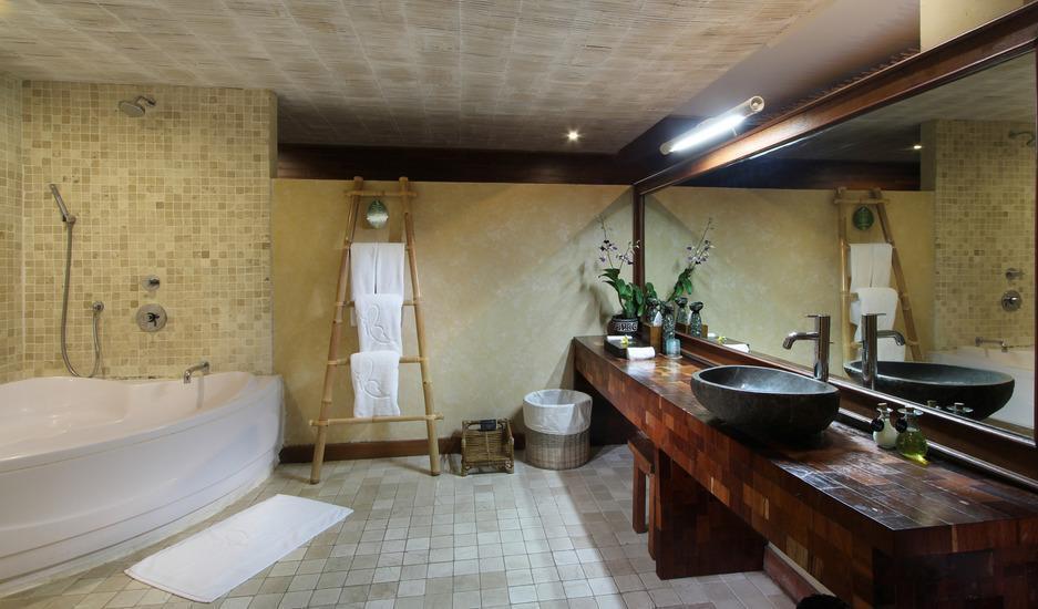 The Jungle Retreat Bali - Kamar Mandi
