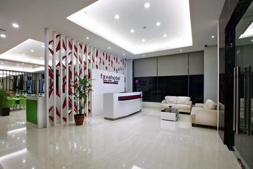 favehotel Zainul Arifin Gajah Mada Jakarta - Lobi