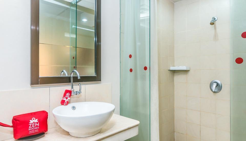 ZenRooms Sanur Bypass Ngurah Rai 1 - Kamar mandi