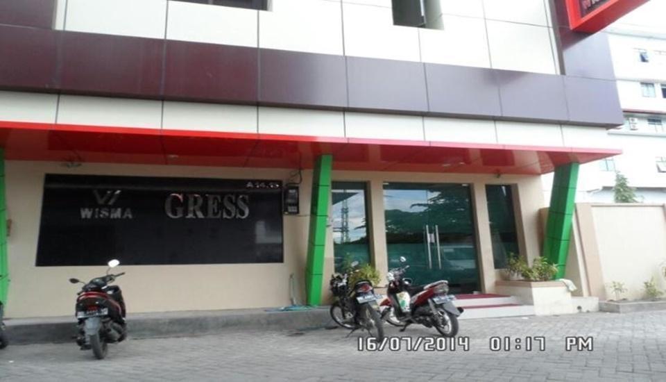 Wisma Gress Makassar - Facade