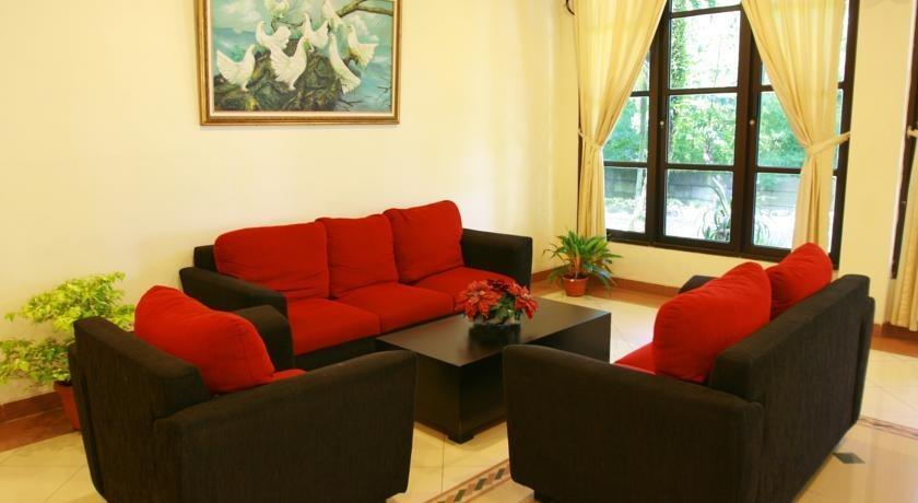 GDW Business Accomodation Bogor - Ruang tamu