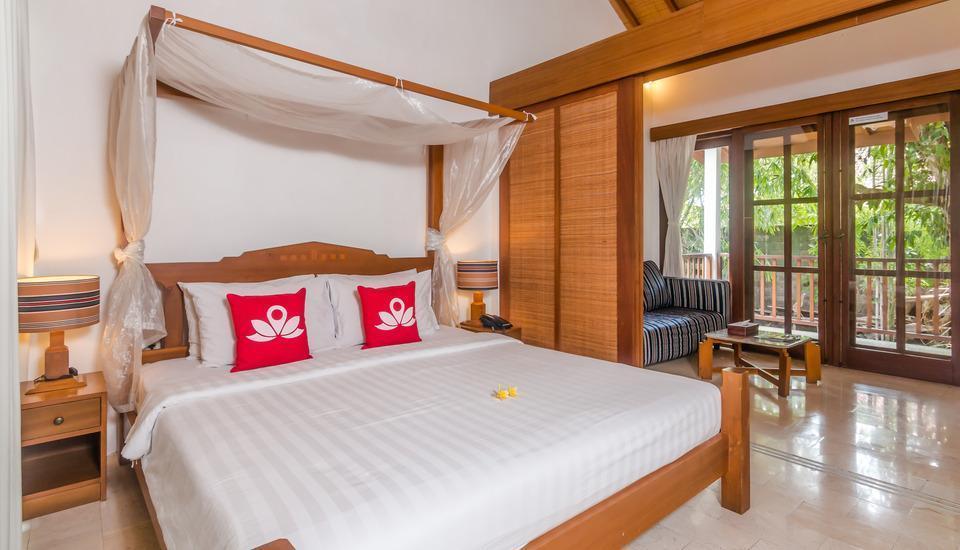 ZenRooms Seminyak Kunti Nuansa Bali - Tempat Tidur Double