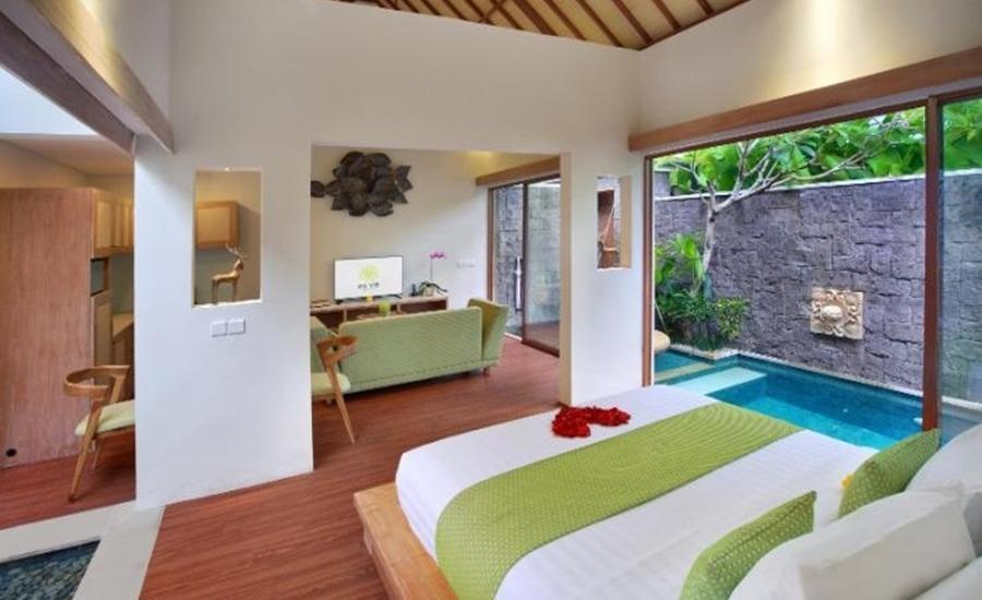 Ini Vie Villa Bali - Kamar tamu