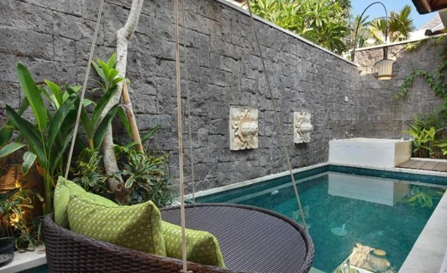 Ini Vie Villa Bali - Kolam Renang