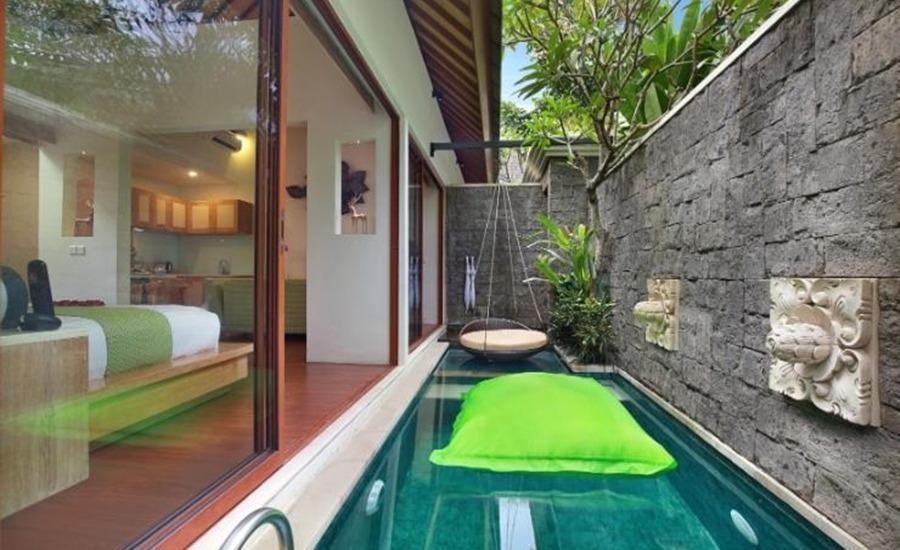 Ini Vie Villa Bali - 1 Bedroom Villa with Private Pool & Jacuzzi (Breakfast) Long Stay
