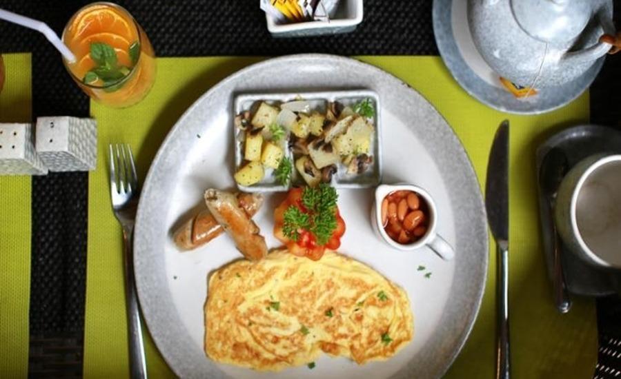 Ini Vie Villa Bali - Makanan dan minuman