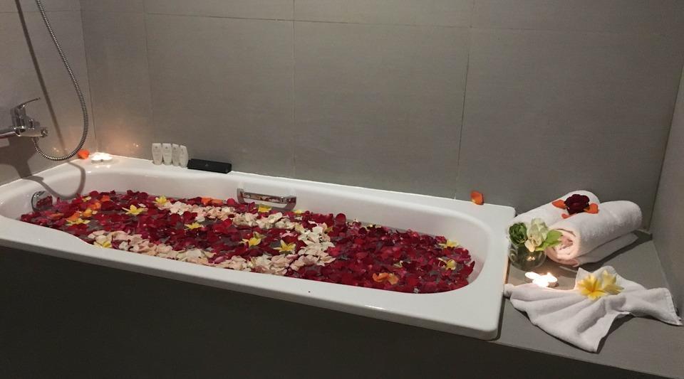 Ayaka Suites Jakarta - Spa room
