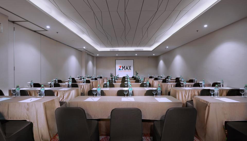 D'MAX Hotel & Convention Lombok - Ruang Rapat