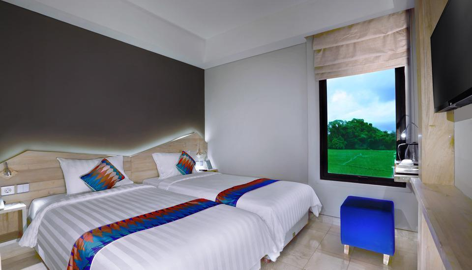 D'MAX Hotel & Convention Lombok - Superior Room Regular Plan