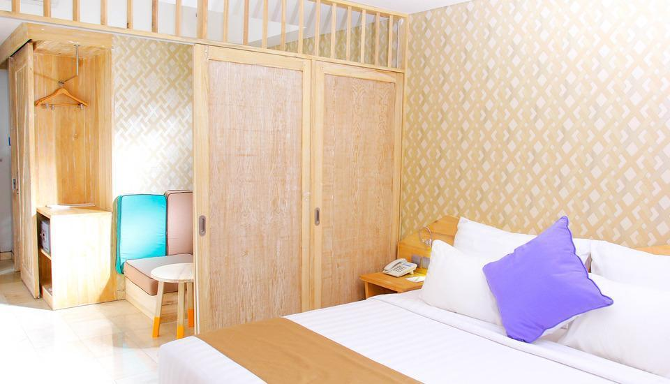 D'MAX Hotel & Convention Lombok - Executive Room