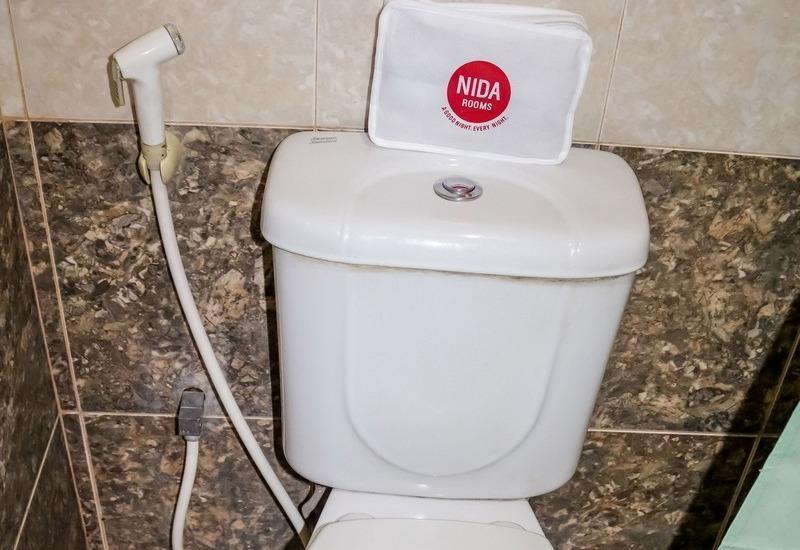 NIDA Rooms Manga Raja 84 Medan Kota - Kamar mandi